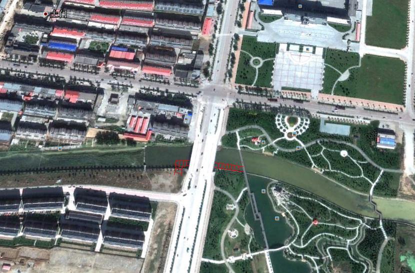 [原创]★★建议在龙城路大桥下南侧增修步行栈道