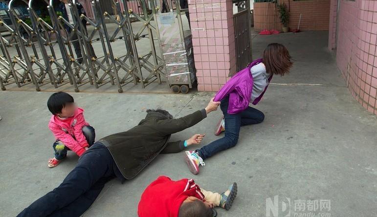 深圳女工称被主管强奸 厂前哭闹索赔_侃吧闲聊