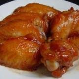 蜜制叉烧鸡翅