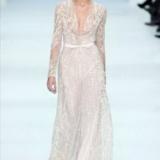 高雅婚纱设计风格 永不过时的时尚元素
