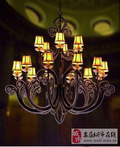 华贵典雅 赏心悦目的古典风雅灯饰
