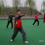 [原创]北山公园太极拳辅导站第一期培训班学练传统杨氏太极刀