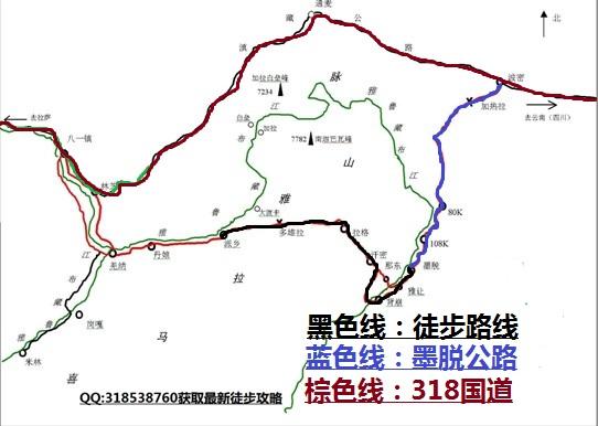 【必看】徒步墨脱2013年暖暖最新攻略,史上最详细