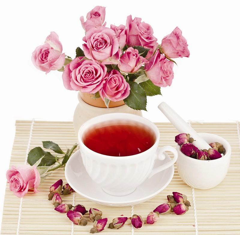 以食养心玫瑰花茶能理气
