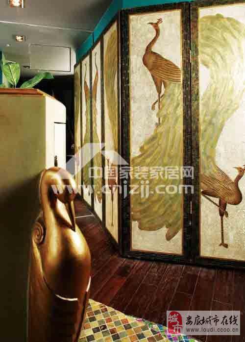 木条手工制作墙壁装饰物