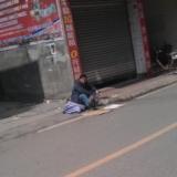 夹江王水井超音频对面街头惊现乞讨一夜情感觉滋味哥