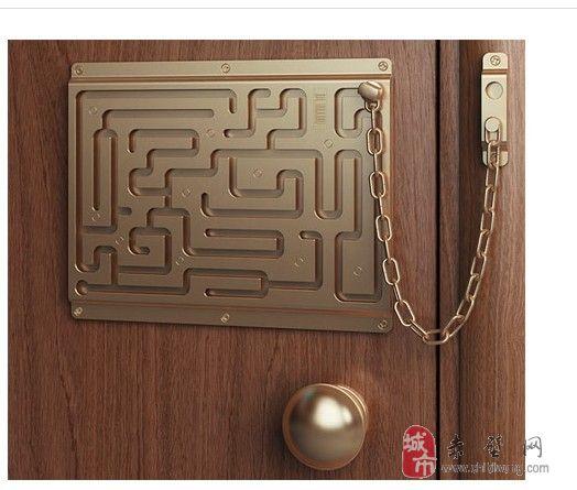 今天你开锁了吗?没开,那么来开吧