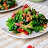 [推健脑力抗衰老的一道平民小菜――-花生拌红根菠菜