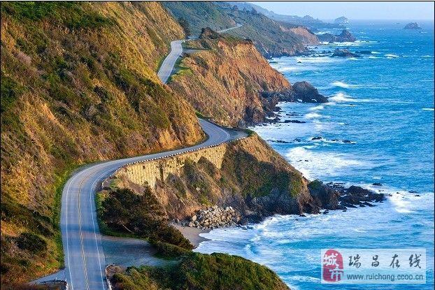 另类美景:世界十大最美公路