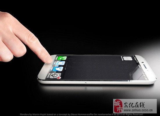 """设计师心目中的苹果未来设备:""""iPhone 6""""图赏"""