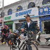 4.17日春季单车游西藏,低碳生活我带头――-发车仪式篇