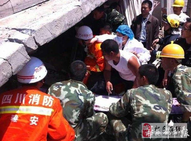 专家称四川雅安地震与汶川地震无关