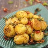 巧用调味料轻松打造人气下酒菜——孜然椒盐小土豆