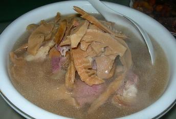 [分享]美食——-春笋的几种吃法