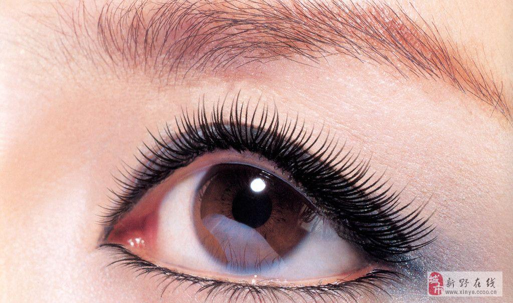 我眼睛看直线是斜的.正常应该是水平的.