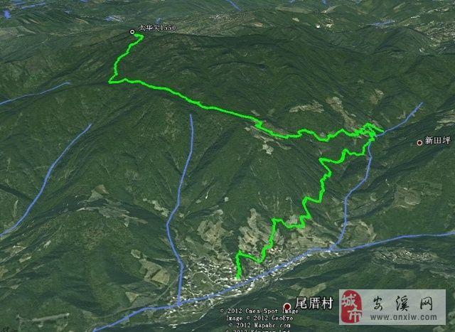 [原创]安溪最高峰~海拔1600米!