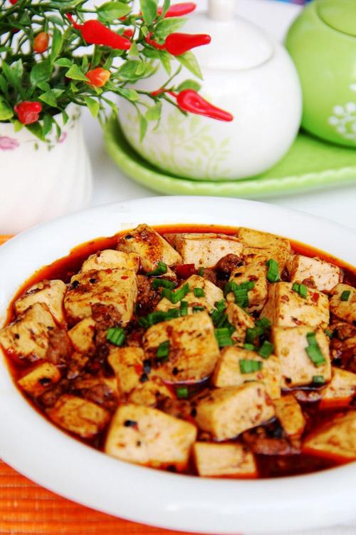餐桌的国民菜——麻婆豆腐
