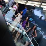 2013上海�展,美女�模��拍