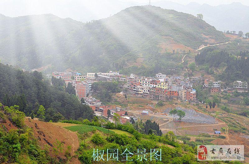 [原创]古蔺县椒园乡全景图