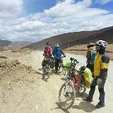 4.28日春季单车游西藏,低碳生活我带头――-理塘篇