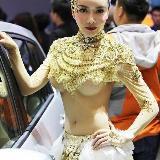 """""""2013上海国际车展第一车模"""""""