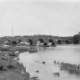 1908年的成都九眼桥
