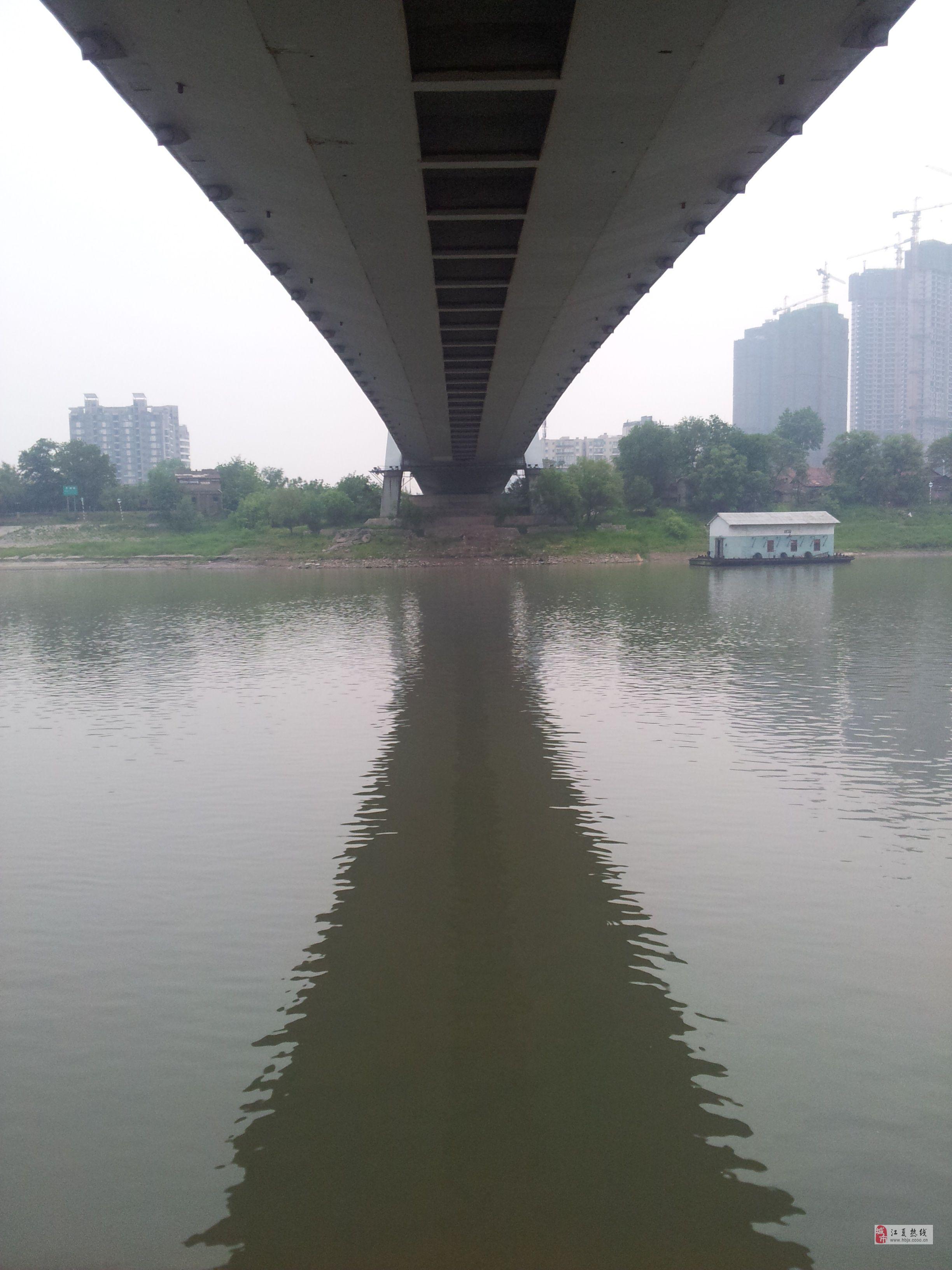 [原创]汉江边上——-抽烟的女初中生及爱情誓言文化墙