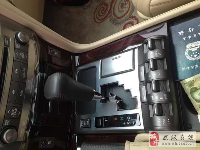 [原创]低价出售11凌志LX570