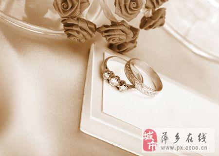 [原创]萍乡婚纱摄影 米兰婚纱分享订婚戒指小知识