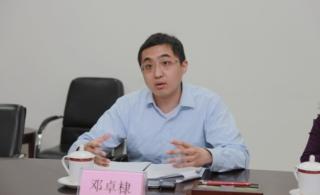 邓卓棣任职广西平果县副县长