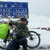 5.3日春季单车游西藏,低碳生活我带头――西藏东达山篇
