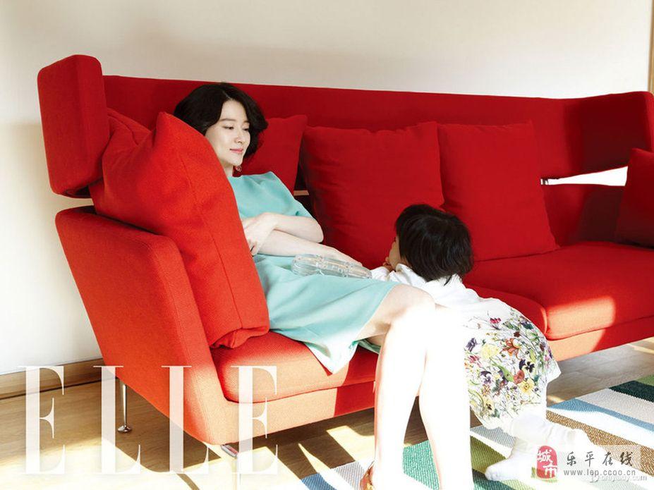 主题: 李英爱双胞胎儿女好萌好可爱哦!