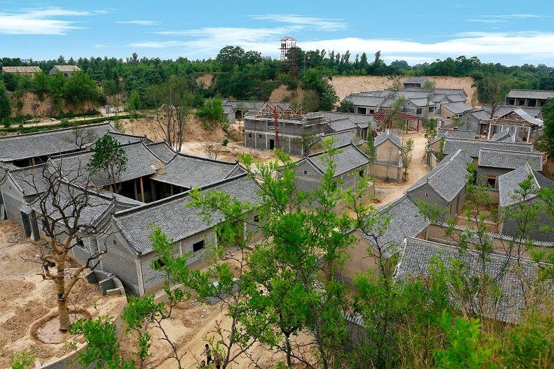 郑州中原第一影视城