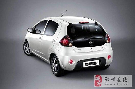 吉利熊猫 屌丝的汽车梦想