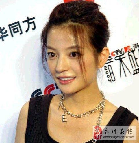 观2012年的赵薇和2013年的赵薇有感 赵薇 2013致青春