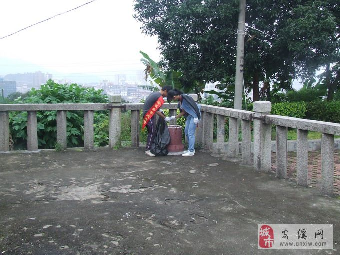 【活动风采】2013-5-12凤山环保活动