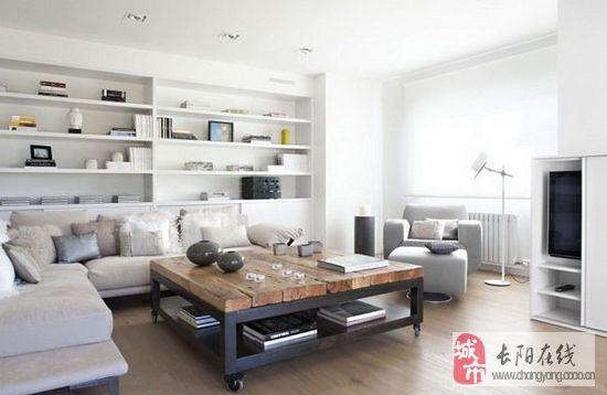10款精致小户型客厅装修设计