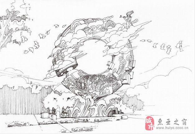 关于征集大亚湾区文化雕塑的投票
