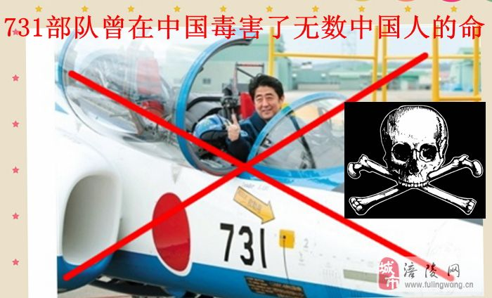 """表演队有8架飞机,安倍选乘""""731""""号""""属于偶然"""""""