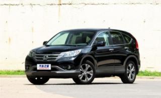 明日上市东风本田CR-V将增两款新车型