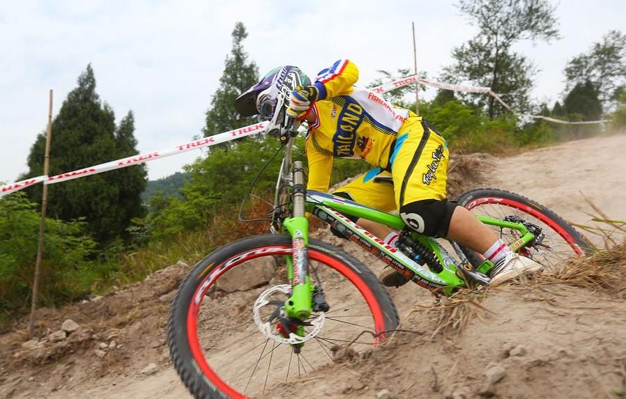 第19届亚洲山地自行车锦标赛——速降组(成都市青白江