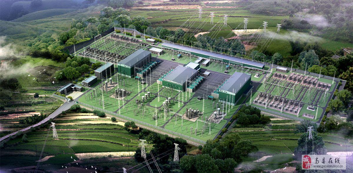 溪洛渡至浙西800千伏特高压直流输电线路工程四烈