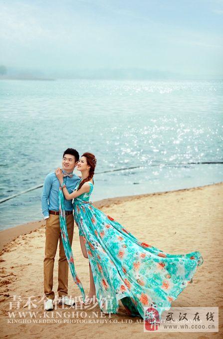 [原创]武汉拍婚纱照最好的工作室-武汉青禾个性婚纱馆-武汉青禾婚纱摄影