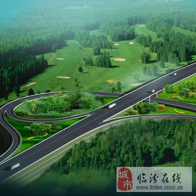 [转贴]霍永高速公路蒲县连接线工程5月20日开工