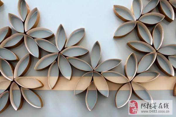 [原创]十八款创意家居墙面装饰,让家里的墙面变的吩咐图片