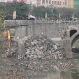 过去咱们蓬溪的红星桥是这样的