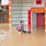 高清:广东梅州遭百年一遇暴雨 23万人受