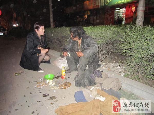 [转贴]对越参战老兵乞讨街头为什么?