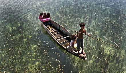 世界上即将消失的100个地方,你会和你的另一半去哪里?