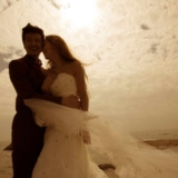 新人拍婚纱照如何应对各种天气?